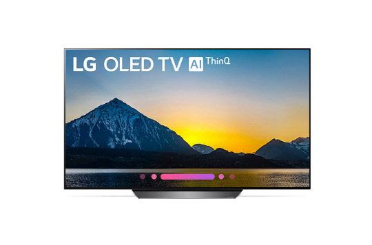 """""""올레드도, LCD도""""…LG, 미국 컨슈머리포트 `올해의 TV` 석권"""